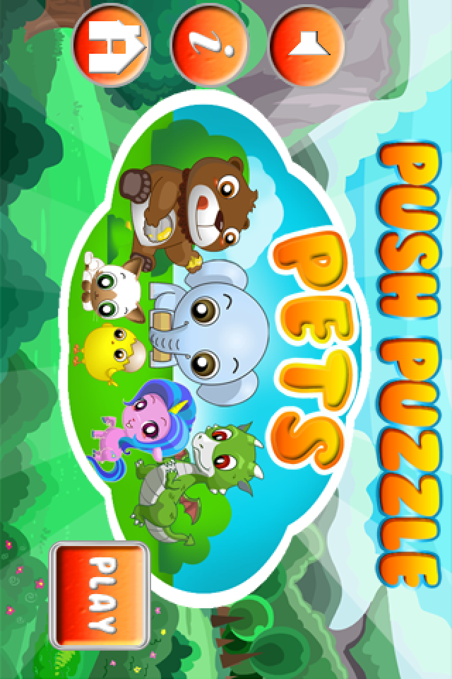 Screenshot Push Puzzle Pets